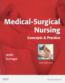 cover image - Medical-Surgical Nursing,2nd Edition