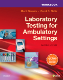 cover image - Workbook for Laboratory Testing for Ambulatory Settings,2nd Edition