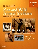 cover image - Fowler's Zoo and Wild Animal Medicine Current Therapy, Volume 7