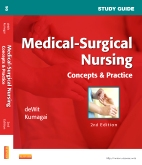 Study Guide for Medical-Surgical Nursing, 2nd Edition