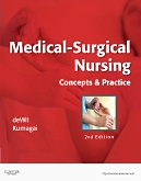 cover image - Evolve Resources for Medical-Surgical Nursing,2nd Edition