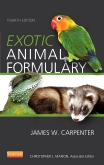 cover image - Exotic Animal Formulary,4th Edition