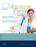 ICD-10-CM Online Training Modules (User Guide and Access Code)