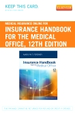 Medical Insurance Online for Insurance Handbook for the Medical Office, 12th Edition