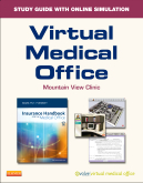 cover image - Virtual Medical Office for Insurance Handbook for the Medical Office (User Guide and Access Code),12th Edition