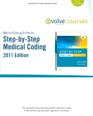 cover image - Medical Coding Online 2011 for Step-by Step Medical Coding 2011 Edition