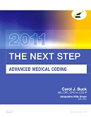 cover image - Evolve Resources for The Next Step, Advanced Medical Coding 2011 Edition