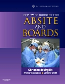 cover image - Evolve Resources for Review of Surgery for ABSITE and Boards
