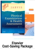 cover image - Physical Examination and Health Assessment - Text and Simulation Learning System Package,6th Edition