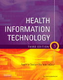 cover image - Health Information Technology,3rd Edition