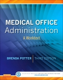 cover image - Medical Office Administration,3rd Edition