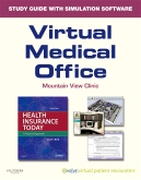 cover image - Virtual Medical Office for Health Insurance Today,2nd Edition