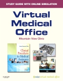 cover image - Virtual Medical Office for Clinical Procedures for Medical Assistants,8th Edition