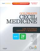 cover image - Goldman's Cecil Medicine,24th Edition
