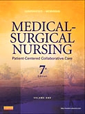 cover image - Evolve Resources for Medical-Surgical Nursing,7th Edition