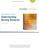 cover image - Nursing Research Online for Understanding Nursing Research,5th Edition