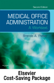 cover image - Medical Office Administration - Text and MediSoft Version 16 Demo CD Package,2nd Edition