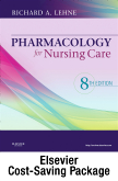 Pharmacology for Nursing Care - Text and Study Guide Package, 8th Edition