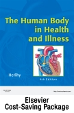 Anatomy & Physiology Online for The Human Body in Health and Illness (User Guide, Access Code, and Textbook Package), 4th Edition