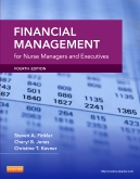cover image - Financial Management for Nurse Managers and Executives,4th Edition