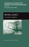 Contemporary Concepts in the Diagnosis of Oral and Dental Disease, An Issue of Dental Clinics