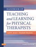 Handbook of Teaching and Learning for Physical Therapists, 3rd Edition