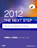 cover image - The Next Step, Advanced Medical Coding 2012 Edition