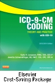 ICD-9-CM Coding: Theory and Practice, 2013/2014 Edition - Text and Workbook Package