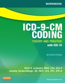 cover image - Workbook for ICD-9-CM Coding: Theory and Practice, 2013/2014 Edition