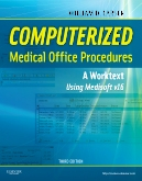 cover image - Computerized Medical Office Procedures - Elsevier eBook on VitalSource,3rd Edition