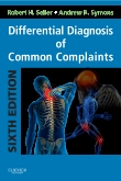 cover image - Differential Diagnosis of Common Complaints,6th Edition
