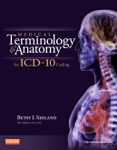 cover image - Medical Terminology and Anatomy for ICD-10 Coding