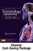 Medical Terminology Online for Medical Terminology and Anatomy for ICD-10 Coding (Access Code and Textbook Package)