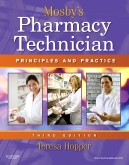 cover image - Mosby's Pharmacy Technician - Elsevier eBook on VitalSource,3rd Edition
