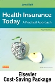 Health Insurance Today - Text and Workbook Package, 4th Edition