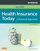 cover image - Workbook for Health Insurance Today,4th Edition