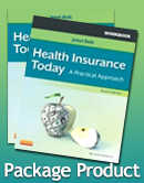 Health Insurance Today - Text, Workbook and Virtual Medical Office Package, 4th Edition