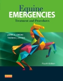 cover image - Equine Emergencies,4th Edition