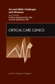 ALI and ARDS: Challenges and Advances, An Issue of Critical Care Clinics