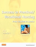 cover image - Evolve Resources for Success in Practical/Vocational Nursing,7th Edition