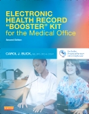 cover image - Electronic Health Record Booster Kit for the Medical Office with Practice Partner,2nd Edition