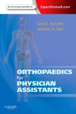 cover image - Orthopaedics for Physician Assistants