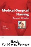 Medical Surgical Nursing - Text and Virtual Clinical Excursions 3.0 Package, 2nd Edition
