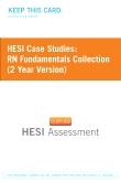 HESI Case Studies: RN Fundamentals Collection (2 Year Version)