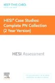 HESI Case Studies: Complete PN Collection (2 Year Version)