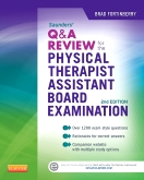 cover image - Saunders Q&A Review for the Physical Therapist Assistant Board Examination