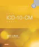 cover image - 2012 ICD-10-CM Draft Standard Edition