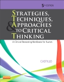 cover image - Strategies, Techniques, & Approaches to Critical Thinking,5th Edition