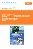 Sports-Specific Rehabilitation - Elsevier eBook on VitalSource (Retail Access Card)