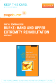 cover image - Hand and Upper Extremity Rehabilitation - Elsevier eBook on VitalSource (Retail Access Card),3rd Edition